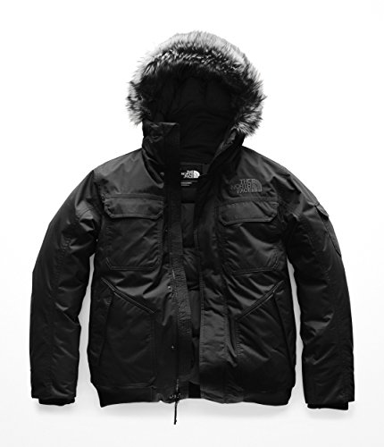 Aconcagua Down Jacket - The North Face Men's Gotham Jacket III - TNF Black - L