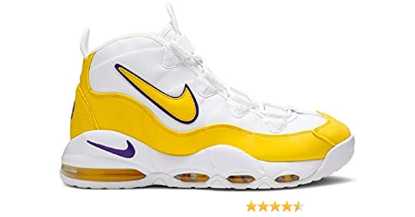 Air MAX Uptempo 95 White/Amarillo - Court Purple CK0892-102 ...