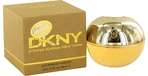 DKNȲ Golden Delicious Eau De Parfum for Women 3.4 FL. OZ./100 ml.