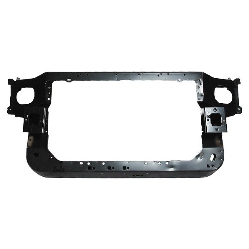 CarPartsDepot, Radiator Support Core Panel Primed Mounting Mold Assembly, 417-18214 FO1225128 3R3Z16138BA?