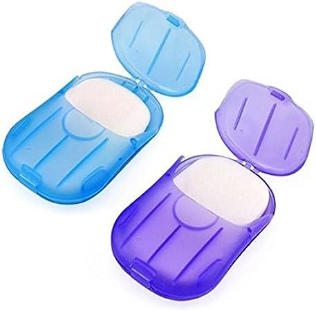 Da frantumare in pezzetti per fare il bucato all/'aperto. Brussels08/2/scatole portatili di foglie di sapone da viaggio profumato per doccia