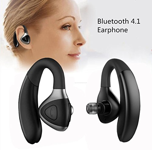 CreazyWireless Bluetooth 4.1 Headset Sport Stereo Headphone Earphone for iPhone MI
