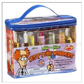 * TEST TUBE ADVENTURES LAB-IN-A-BAG