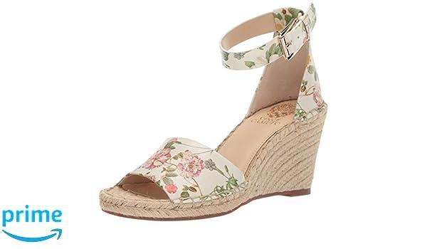 c29dc7b0c27 Women's Leera Espadrille Wedge Sandal Pretty 6 Medium US