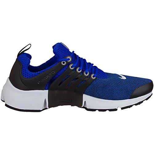 Nike, Air Presto Essential Sneaker Trainer 848187, scarpe da ginnastica Blu/Nero