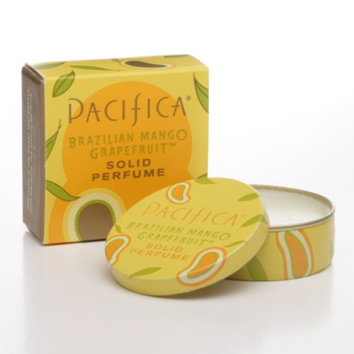 Pacifica Brazilian Mango Grapefruit Solid Perfume by Pacifica