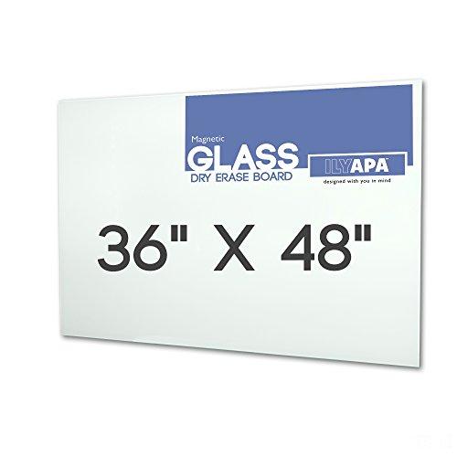 Glass Dry Erase Board - 36