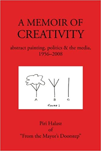 Book A Memoir Of Creativity: Abstract Painting, Politics & The Media, 1956-2008