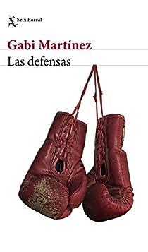 Las defensas par Martínez
