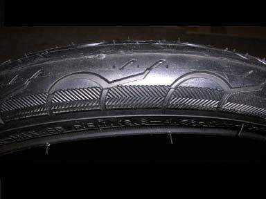 BOB Ironman 16'' Tire