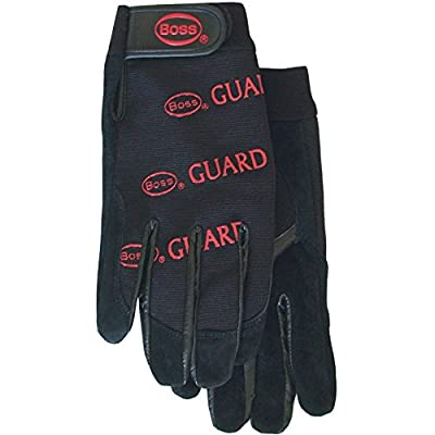 Boss Gloves 4040L Large Machine Washable Boss Guard Gloves