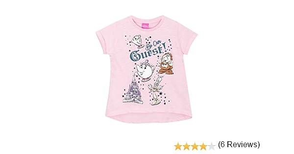 4 Anni Bambina Disney 2008 T-Shirt Rosa