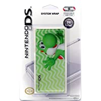 NINTENDO DS LITE ORJINAL MARIO COVER STICKER