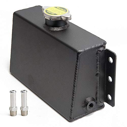 Epman Epyxfst004 - Depósito de rebosadero para depósito de combustible (aluminio, para Civic 240SX WRX Eclipse Acura...