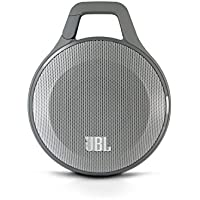 JBL Clip Bluetooth Speaker - Grey