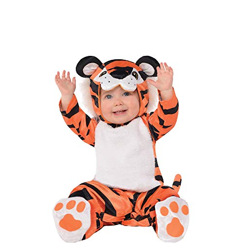 Baby Tiny Tiger Costume - 6-12 Months