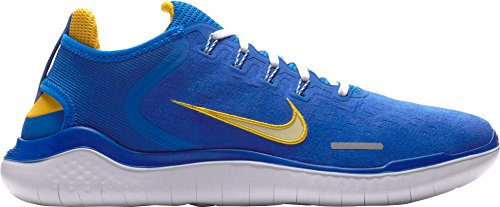 676c16f64a35 Nike Free Rn 2018 DNA Mens Ah7870-400 Size 9.5.  110.00. Brand  Nike.  Color  Hyper Cobalt Citron Tint-white