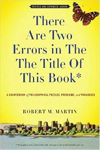 Amazon.com: There Are Two Errors in the the Title of This Book ...