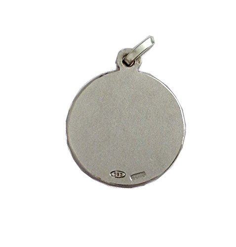 San Antonio de Padua Medalla de Plata Maciza 925 Las medallas de los Patronos /…
