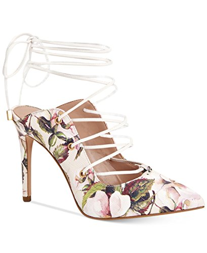 Bcbgeneration Hayes Pumps Blanco Floral 8.5m
