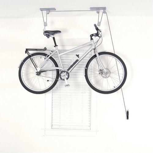 Añadiendo al carrito...Añadido a la cestaNo añadidoNo añadidoSilverline 554289 - Poleas para bicicleta (20 kg)