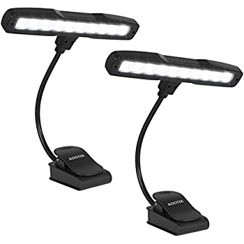 United Promotion!super 2 Dual Arm White Led Music Stand Light Lamp New New Varieties Are Introduced One After Another Lights & Lighting