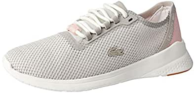 Lacoste LT FIT 119 2 Fashion Shoes, LT PNK, 5 US