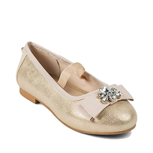 Or Ballerines Fille pour mayoral Or PRnCwx4