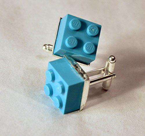 Retro Aqua Squares - 8
