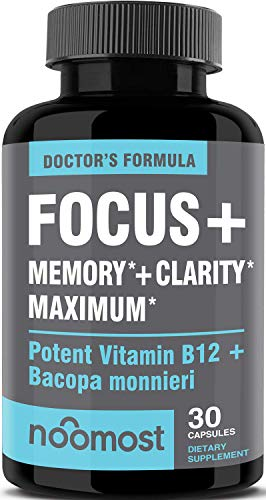 Brain Focus Supplement for