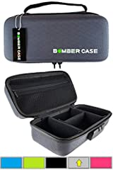 Smell Proof Case, Lock Box with Pick and Pluck customizable foam insert or movable Velcro Walls. This stash container is built with odor proof multi layer construction and a locking zipper. The lid contains a large, deep zipper pocket for twi...