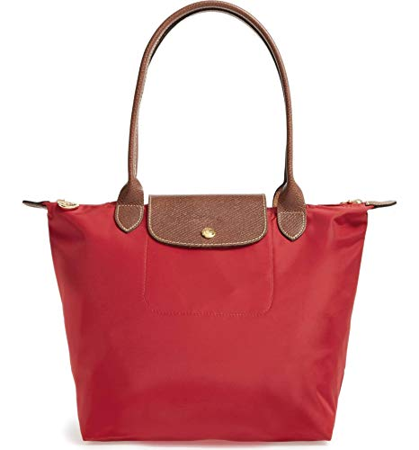 Longchamp 'Medium 'Le Pliage' Tote Shoulder Bag, - Shoulder Longchamp Bag Small