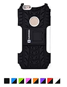 Cush Cases iPhone Air (iPhone 6) Heavy Duty Rugged Case / Cover - WHITE - Fits Apple iPhone 6 Air with 4.7 inch Screen