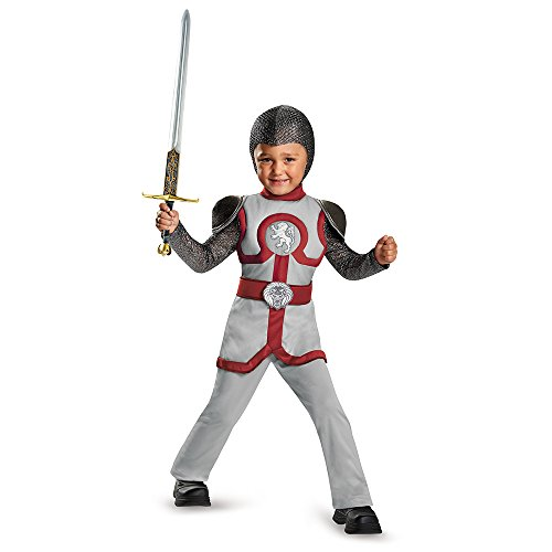 [Disguise 83998M Knight Toddler Costume, Medium (3T-4T)] (Original Toddler Halloween Costumes)