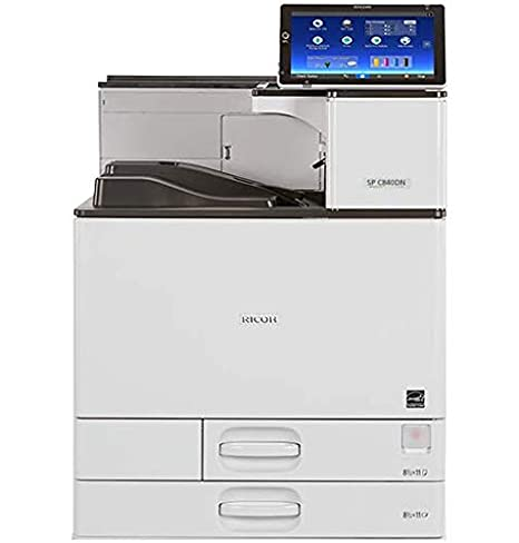 Ricoh 408105 SP C840DN Color Laser Printer