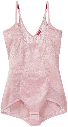 Scandale - Body con bordado para mujer Rosa (Rose Vintage)