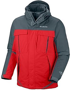 Bugaboo Omni-Tech Waterproof Breathable Interchange Jacket