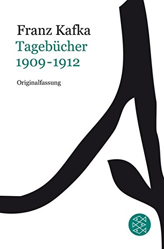 Tagebuecher Bd.1: 1909-1912