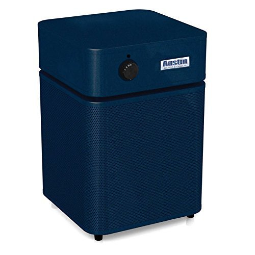 Austin Air Systems Healthmate Plus Junior Unit, Midnight Blue