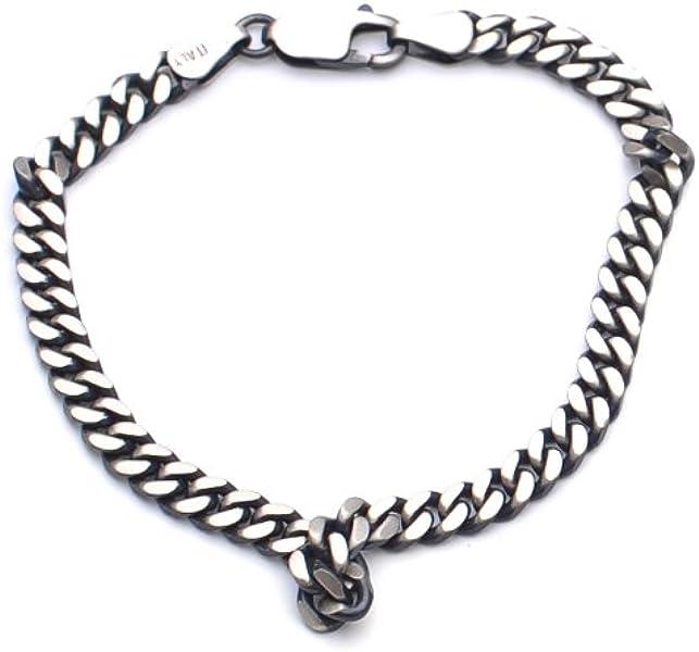 3b9d98ab7c0b Bracelet - BRS-K41115 - Pulsera de hombre de plata de ley