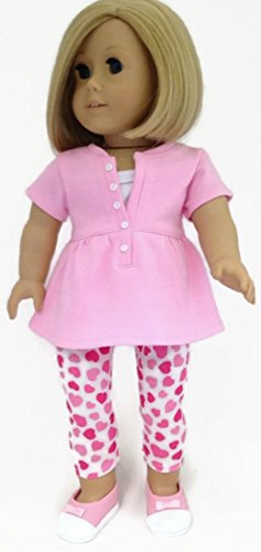 Doll Clothes fits 18 inch American Girl Doll Clothes and other 18