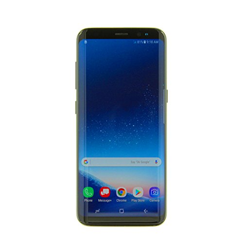 Samsung Galaxy S8 SM-G950U 64GB for AT&T (Renewed)