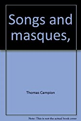 Songs and masques,: With Observations in the art of English poesy (His Works)