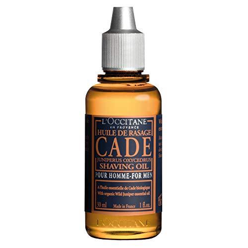 (L'Occitane Cade Shaving Oil for Men, 1 fl. oz.)