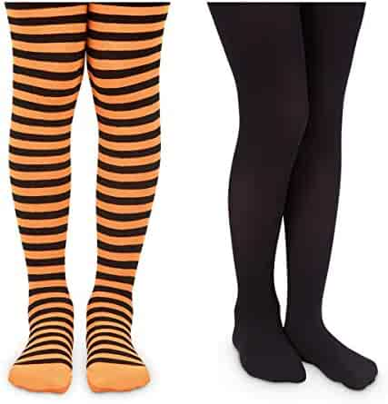 Boy/&Girl Girls Colored Opaque Design Tights