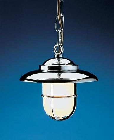 Art. 2060b.CS - Lámpara de techo de estilo marino de latón ...