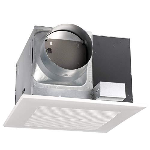 Fan Mount Ceiling Bathroom - Panasonic FV-30VQ3 WhisperCeiling 290 CFM Ceiling Mounted Fan (Renewed)