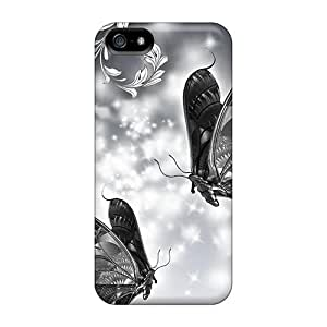 Spu34171OZCi AlexandraWiebe Elegance Of Silver Feeling For HTC One M9 Phone Case Cover On Your Style Birthday Gift Cases