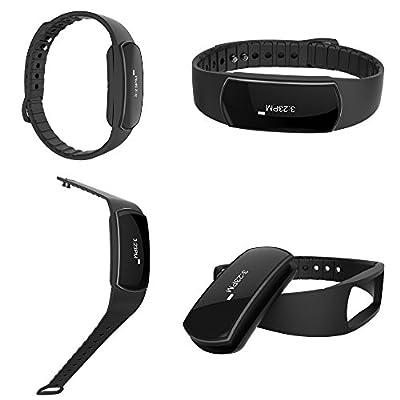 YEEZY K7 Smart Wristband Sports Bracelet Pedometer Fitness Tracker Sleep Monitoring Anti-lost Smart Watch Bluetooth Sync Waterproof
