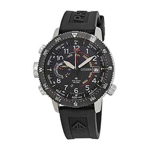 - Citizen Watches Men's BN5058-07E Eco-Drive Black One Size